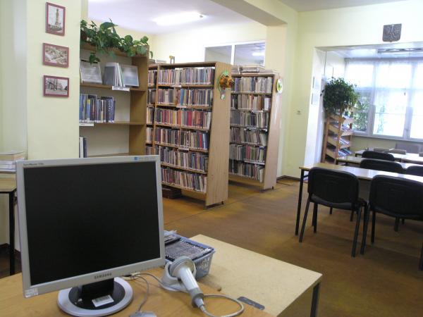 E-oferta biblioteki w czasie zamknięcia filii bibliotecznych