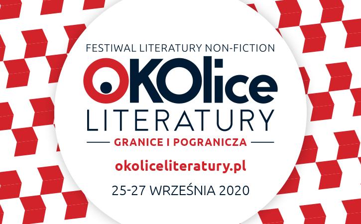 Program festiwalu OKOlice Literatury i linki do rejestracji