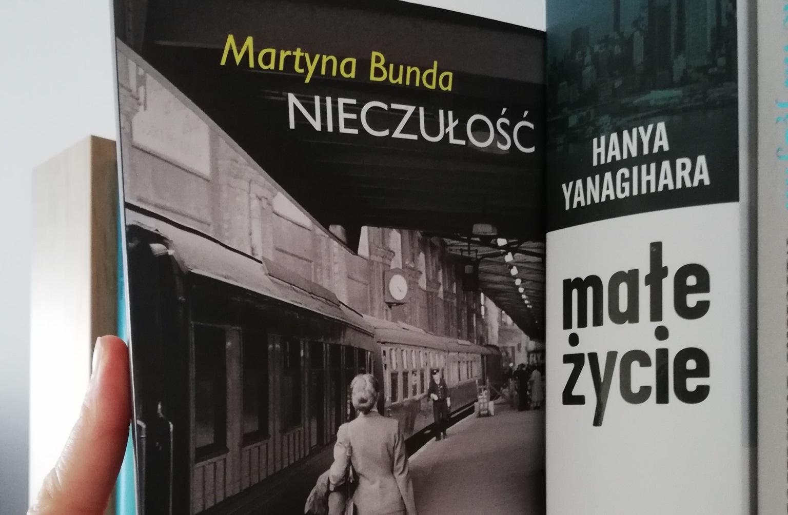 """""""Nieczułość"""" Martyny Bundy [Książki spod lady]"""