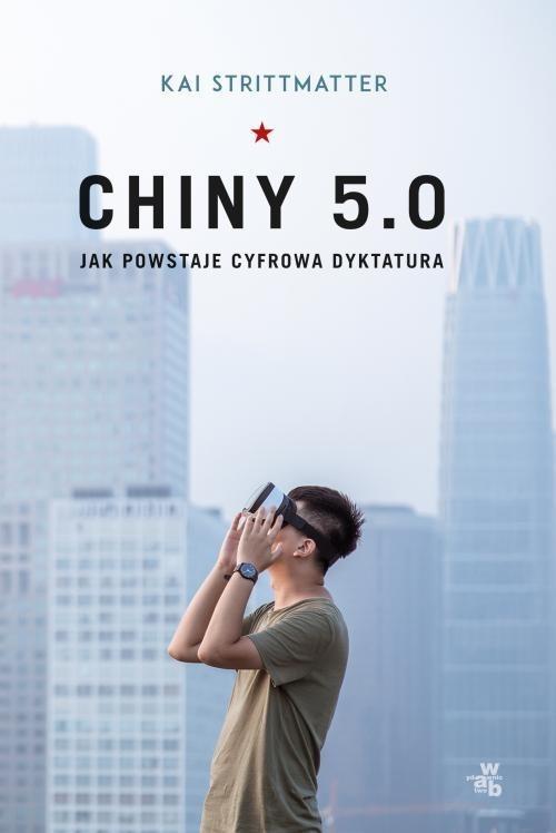 """Okładka książki """"Chiny 5.0"""""""