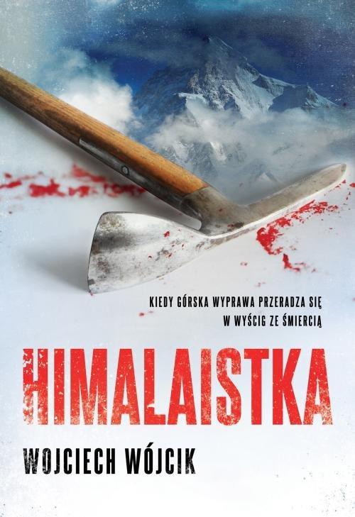 "Okładka książki ""Himalaistka"""
