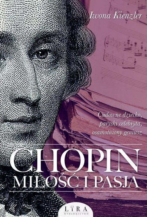 """Okładka książki """"Chopin"""""""