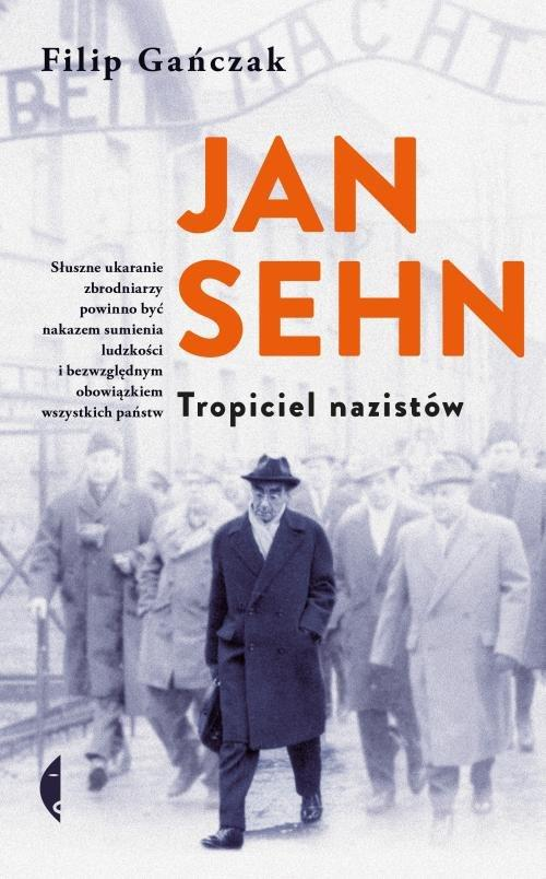 "Okładka książki ""Jan Sehn"""