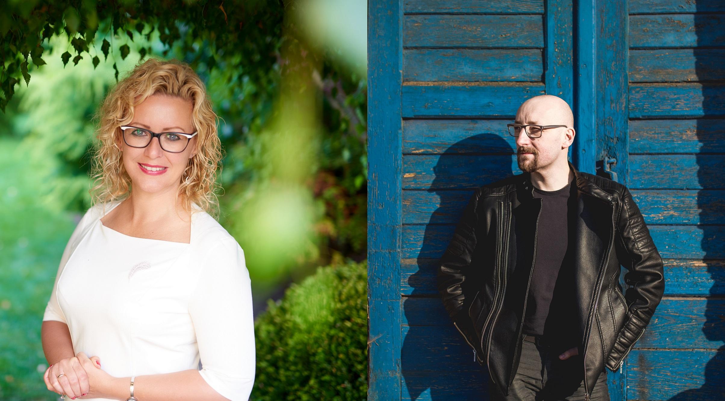Sylwia Trojanowska i Marek Stelar [online]