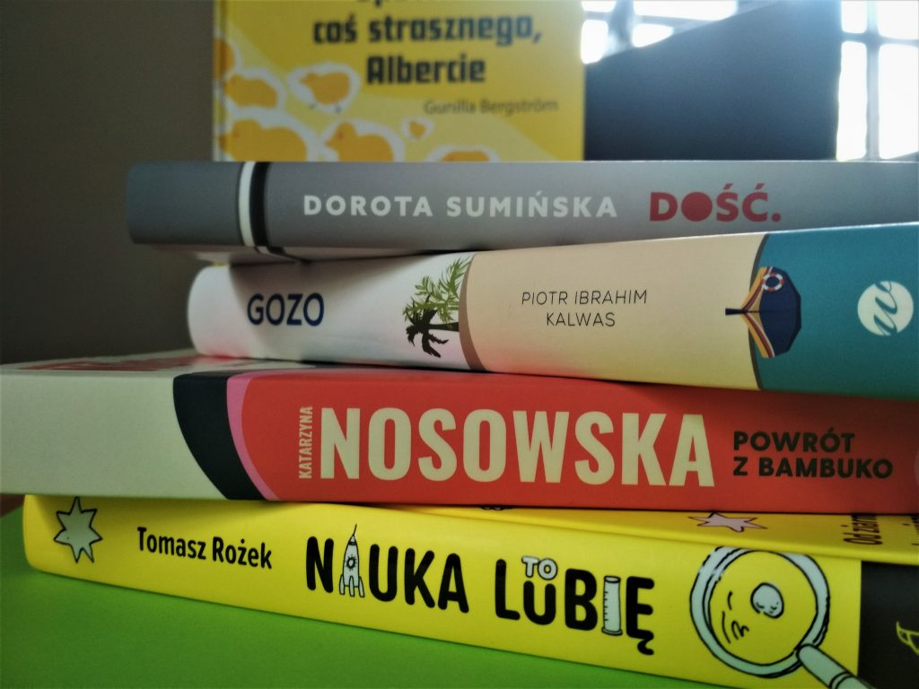 książki opisywane w tekście