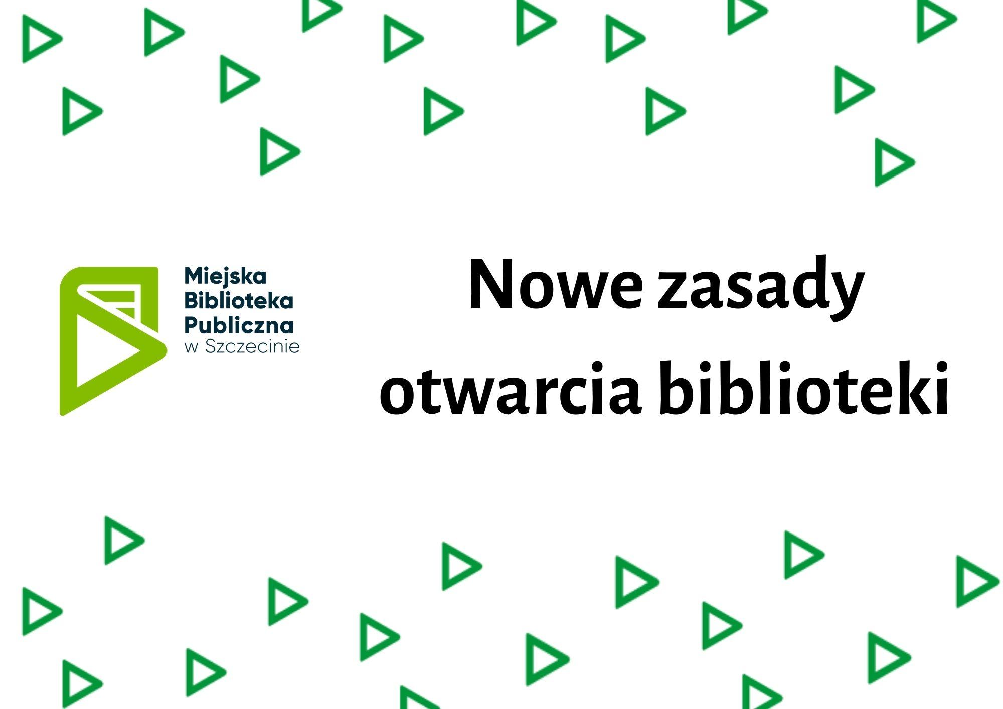 Funkcjonowanie biblioteki w reżimie sanitarnym