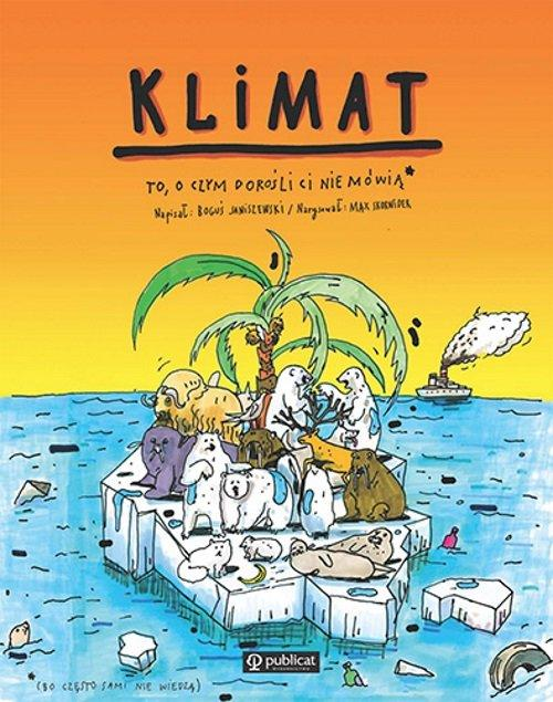 "okładka książki ""Klimat"""