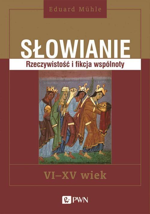 """okładka książki """"Słowianie"""""""