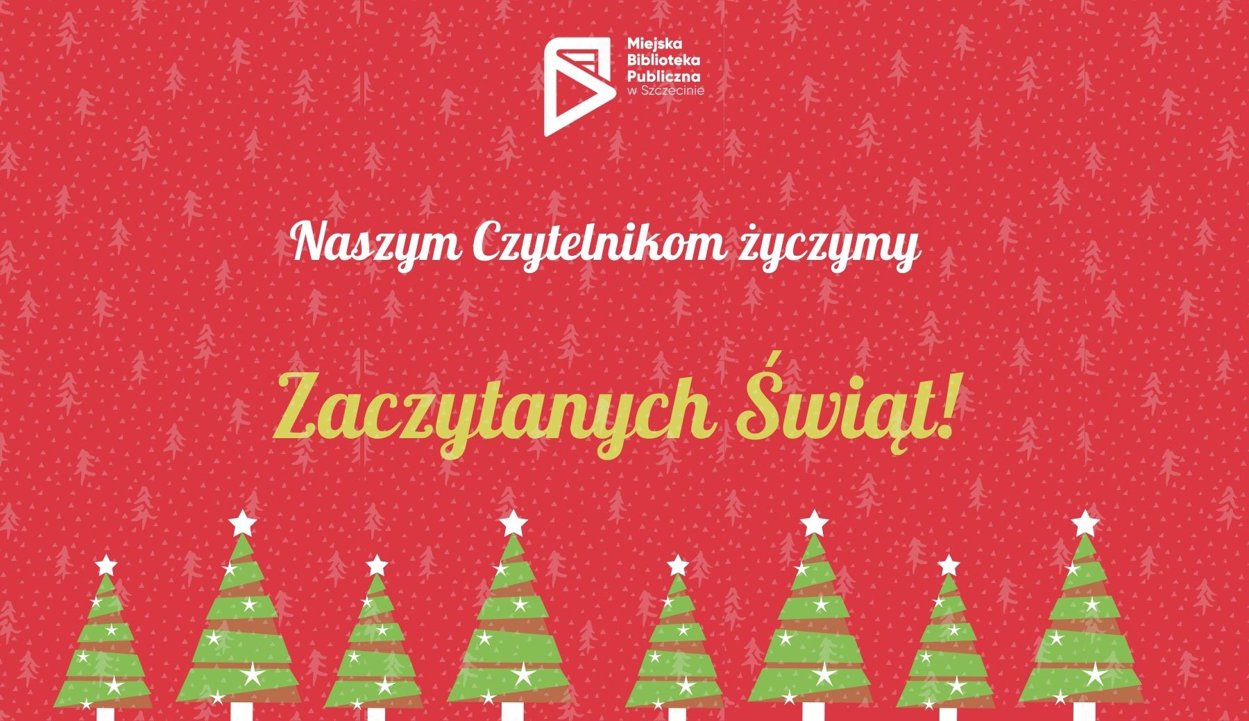 Zaczytanych Świąt i wszystkiego książkowego w Nowym Roku!