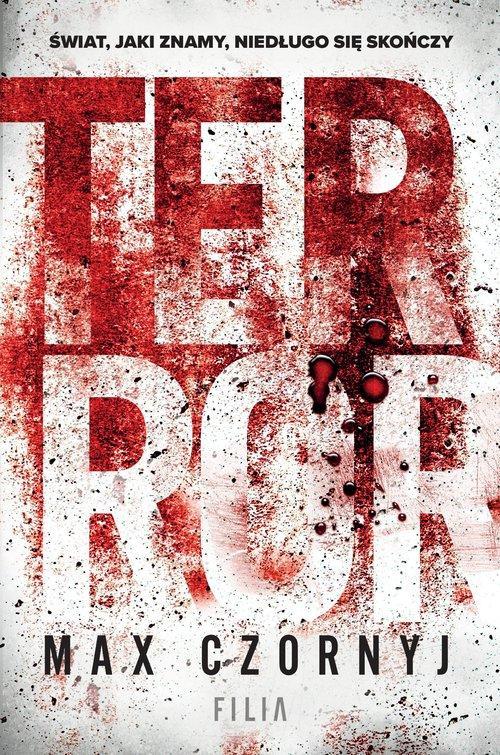 "Okładka książki ""Terror"""