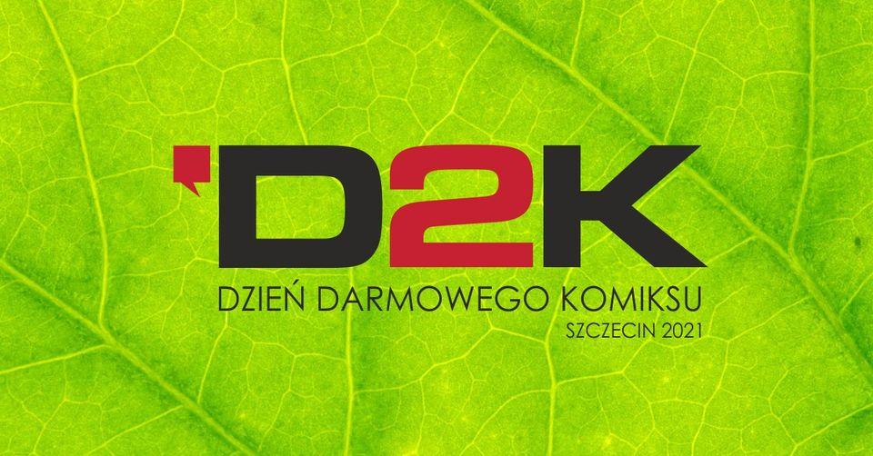 """Dzień Darmowego Komiksu w Szczecinie 2021 i """"ecoCemęt"""""""