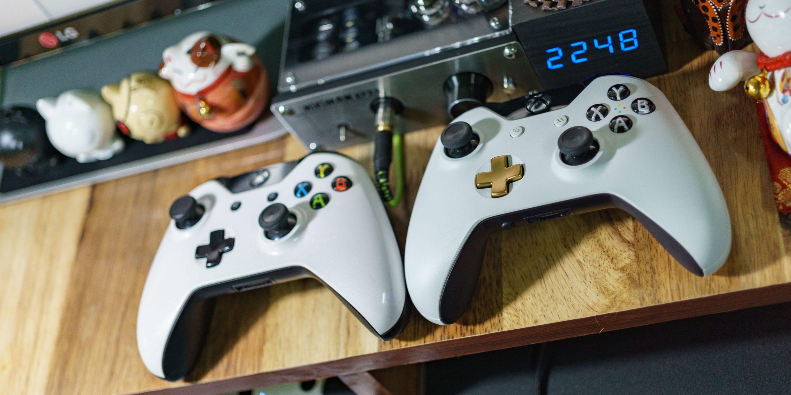 Xbox i PlayStation w bibliotece