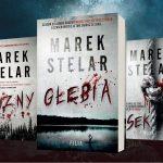 okładki 3 książek Stelara