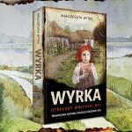 """okładka książki """"Wyrka"""""""