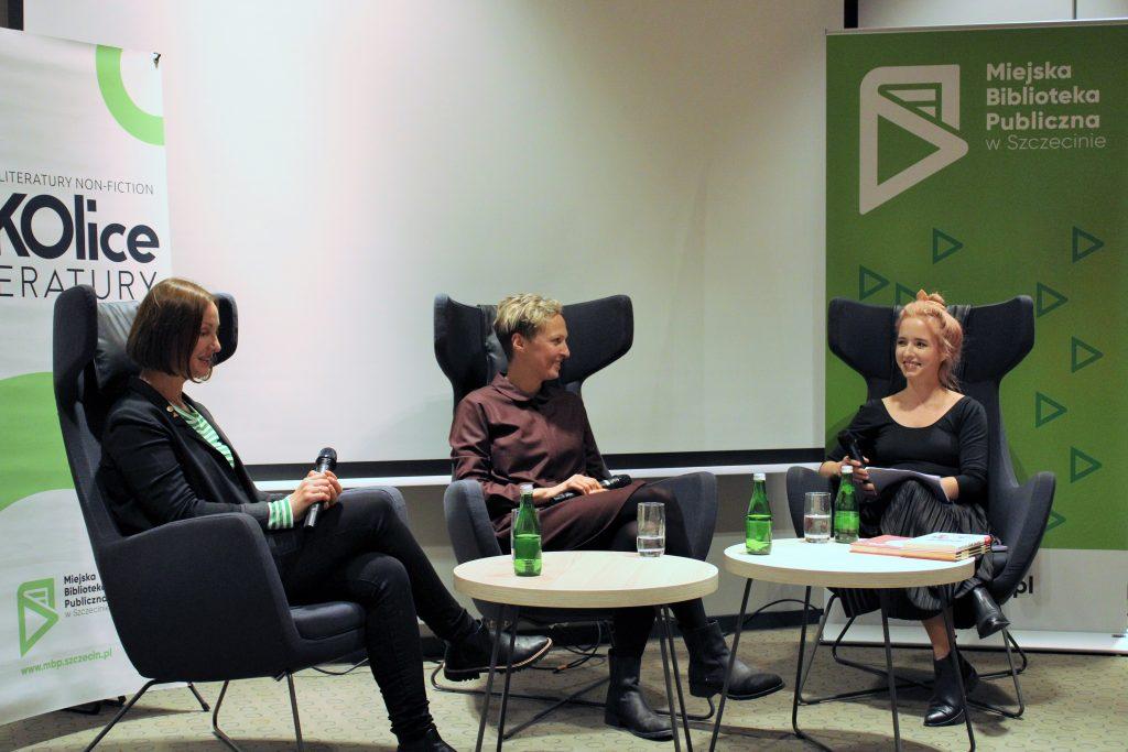 zdjęcie z uczestniczkami panelu