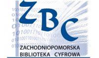 logo Zachodniopomorskiej Biblioteki Cyfrowej